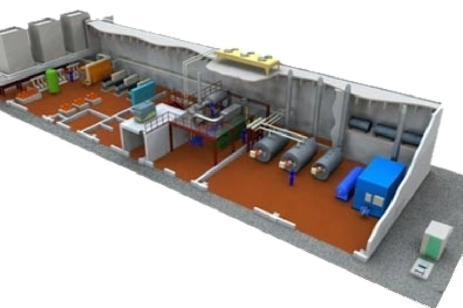 Inaugurato l'impianto di Trigenerazione