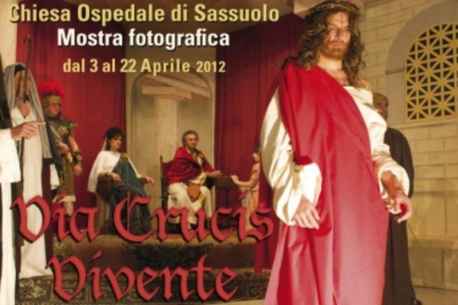 Inaugurata la mostra fotografica sulla 'Via Crucis' vivente di Frassinoro