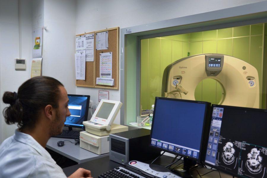 All'avanguardia nel contenimento della dose radiante nell'utilizzo della tomografia computerizzata