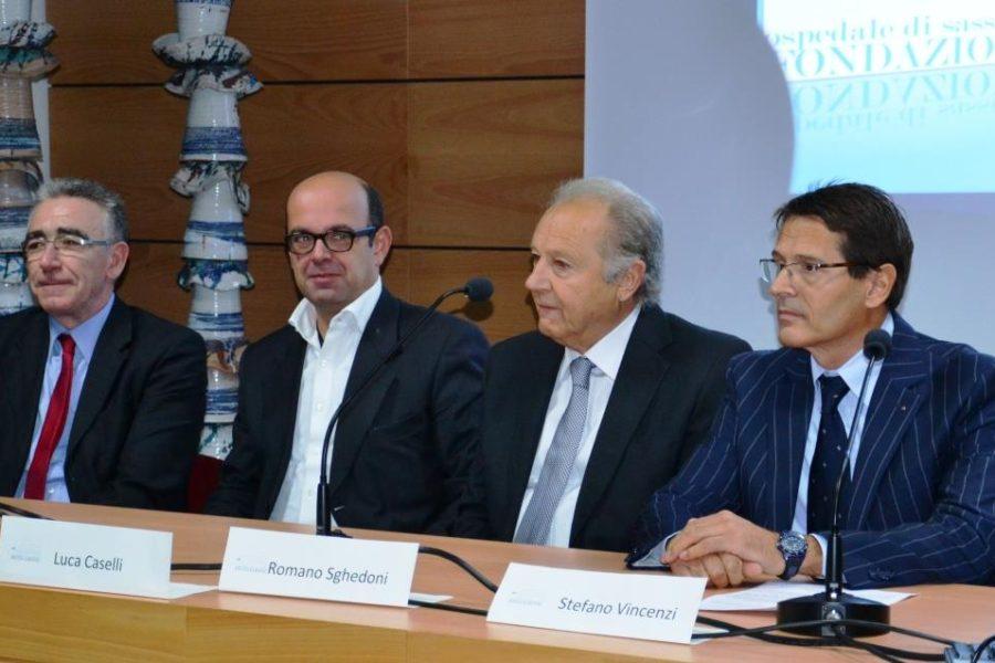 Presentata ufficialmente la Fondazione Ospedale di Sassuolo Onlus