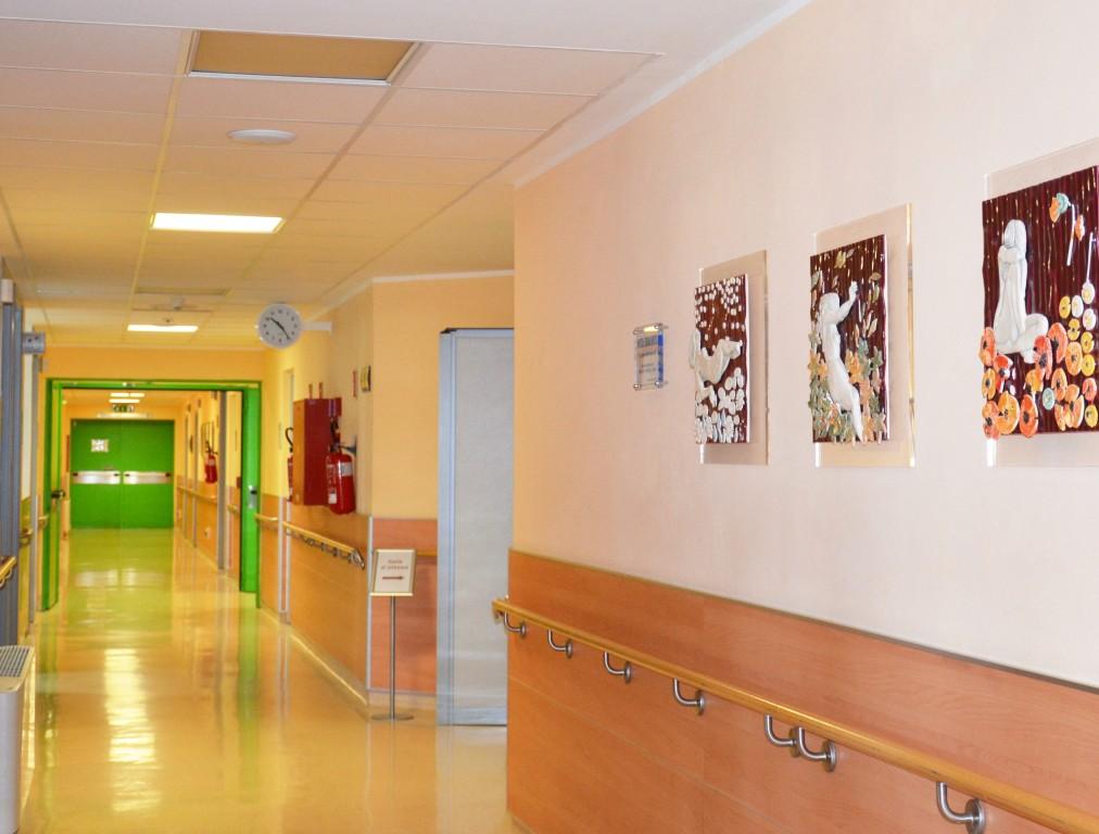 Ostetricia Ginecologia immagine del reparto