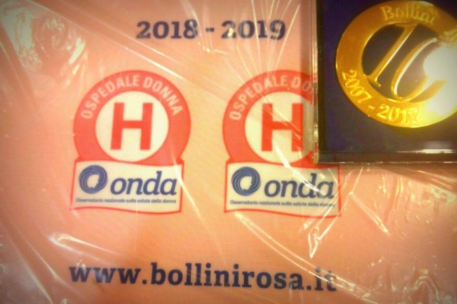 L'Osservatorio nazionale salute donna premia Sassuolo con due 'bollini rosa'