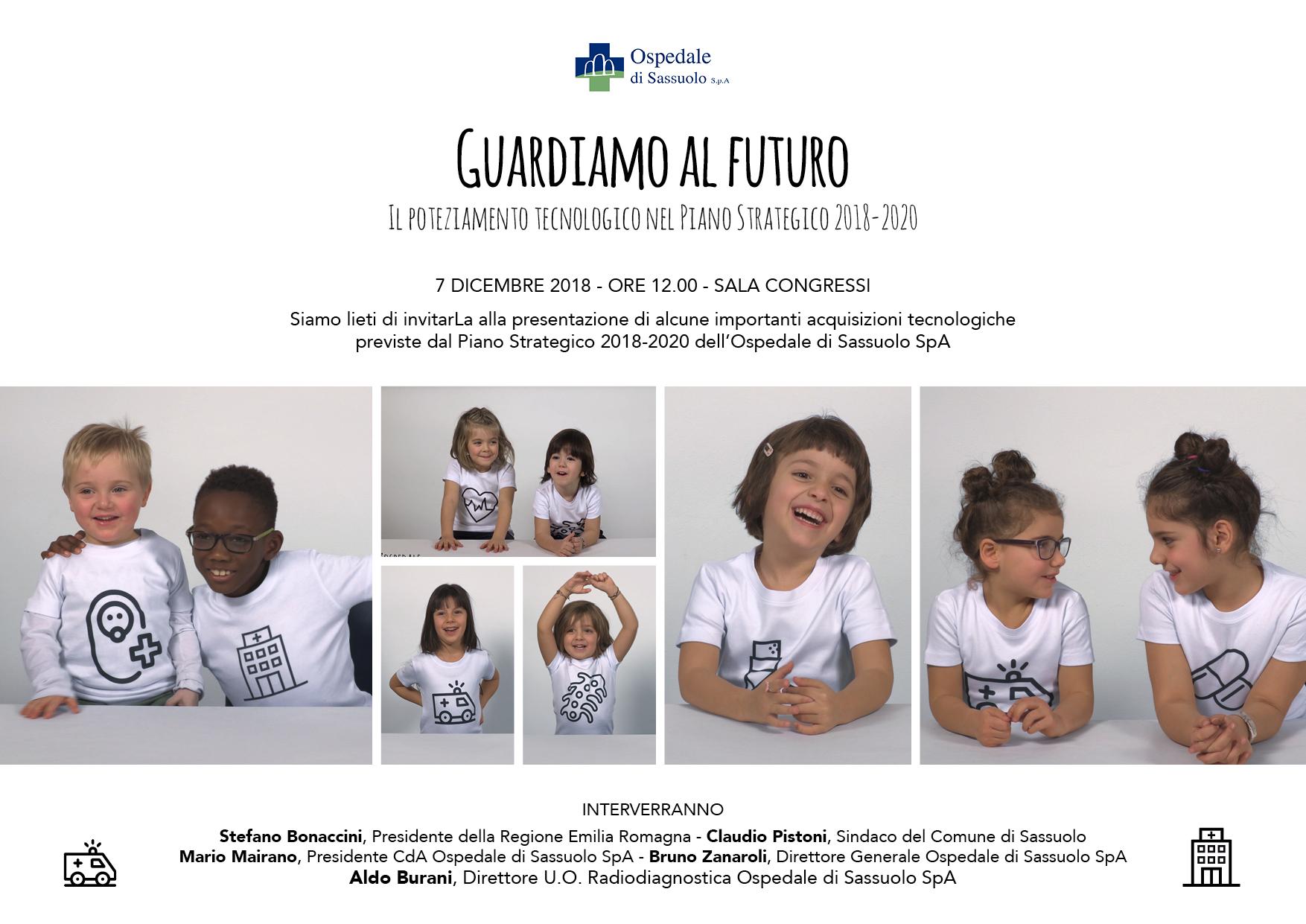 Invito GUARDIAMO AL FUTURO