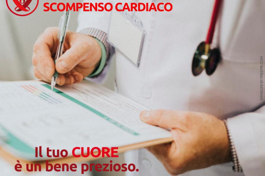 Scompenso cardiaco, cosa fare per evitarlo?