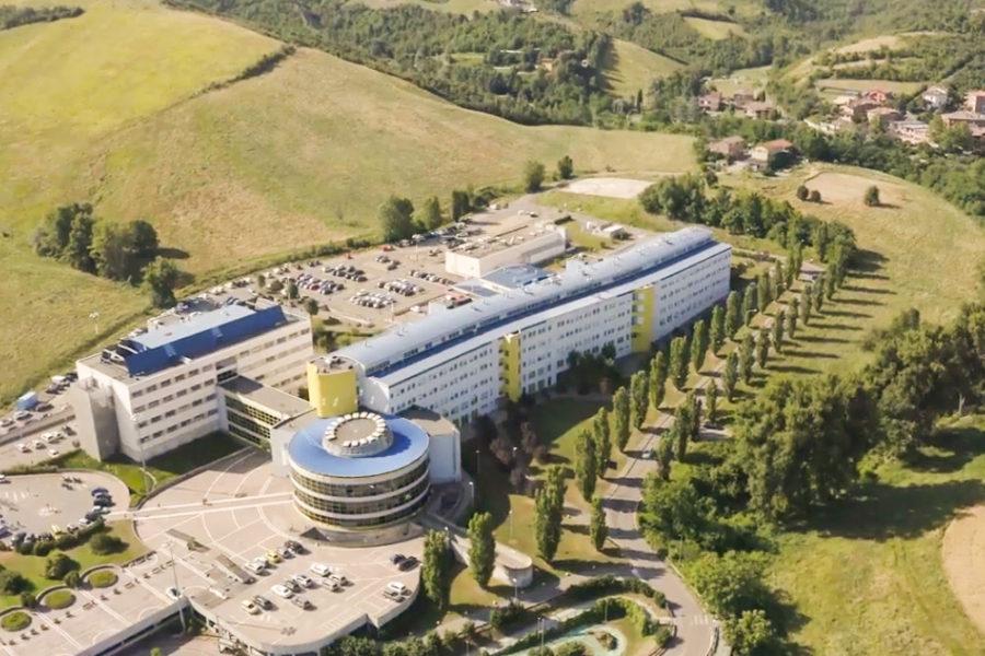 Covid-19, gara di solidarietà per l'Ospedale di Sassuolo