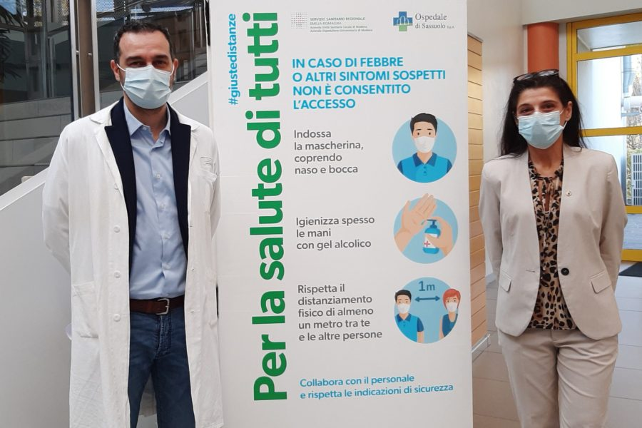 Dalla Fondazione 600 mila euro per l'ospedale di Sassuolo